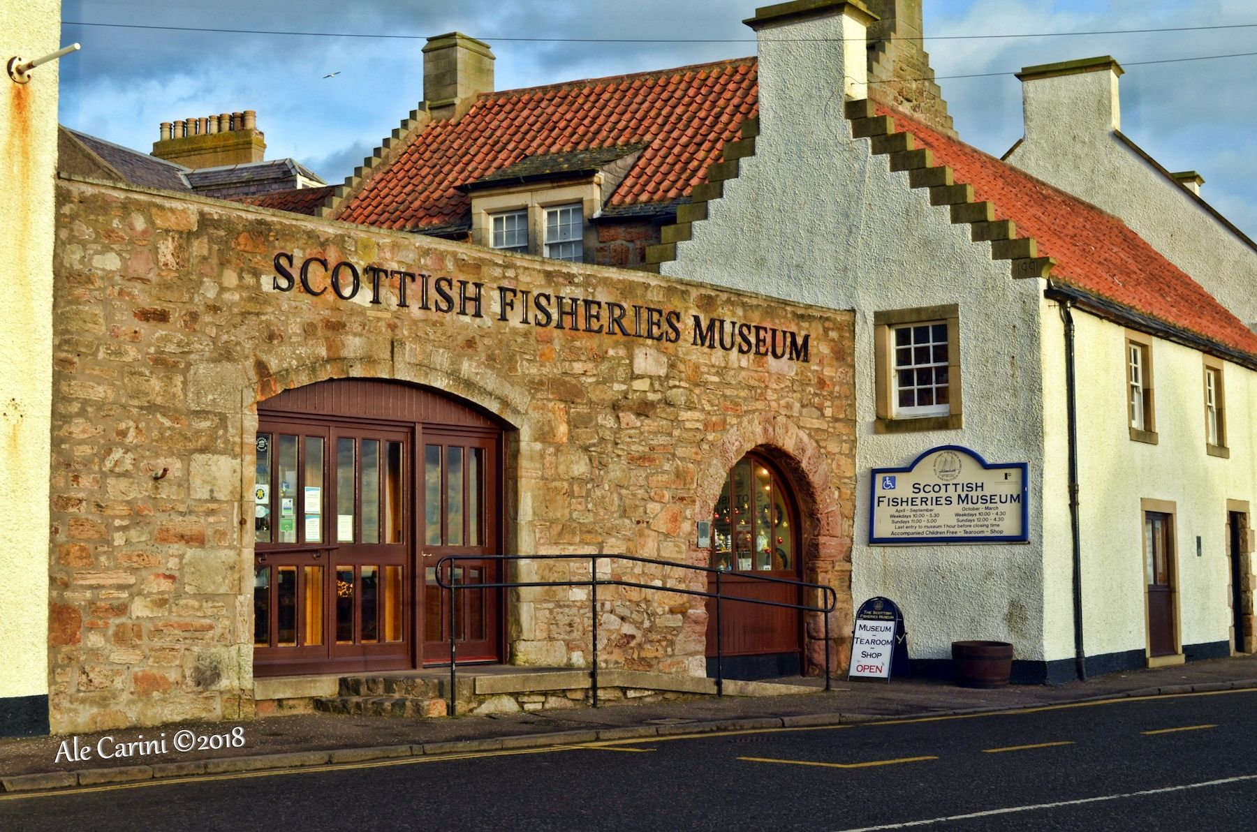 anstruther fishing museum