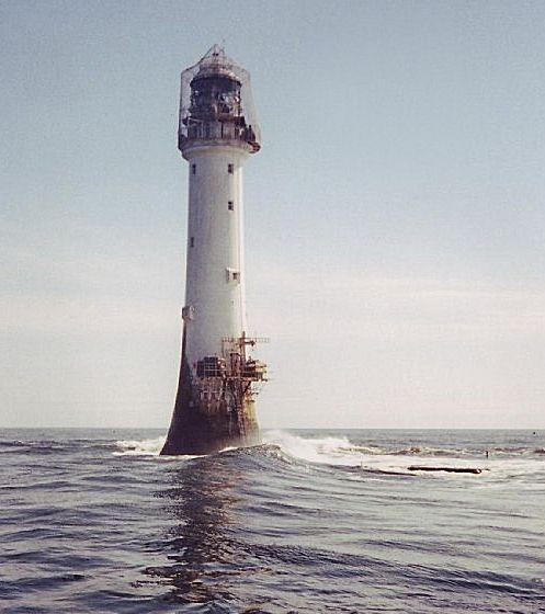 Bell Rock Lighthouse, scozia