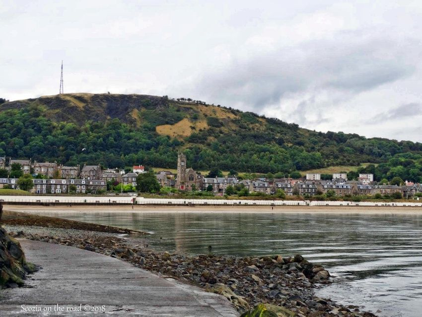 Da North Queensferry a Kinghorn - burntisland scozia