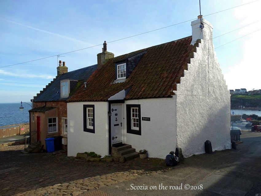 east neuk of fife scozia