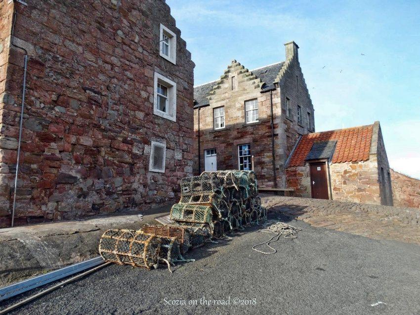 il borgo di crail