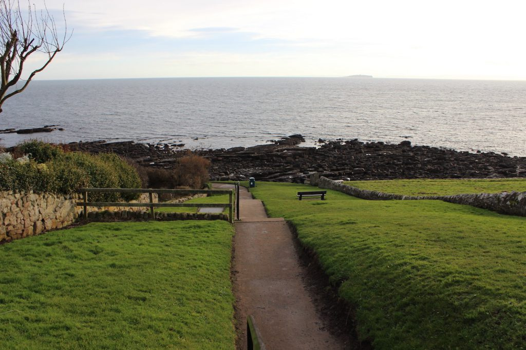 Crail - viste da kings mill