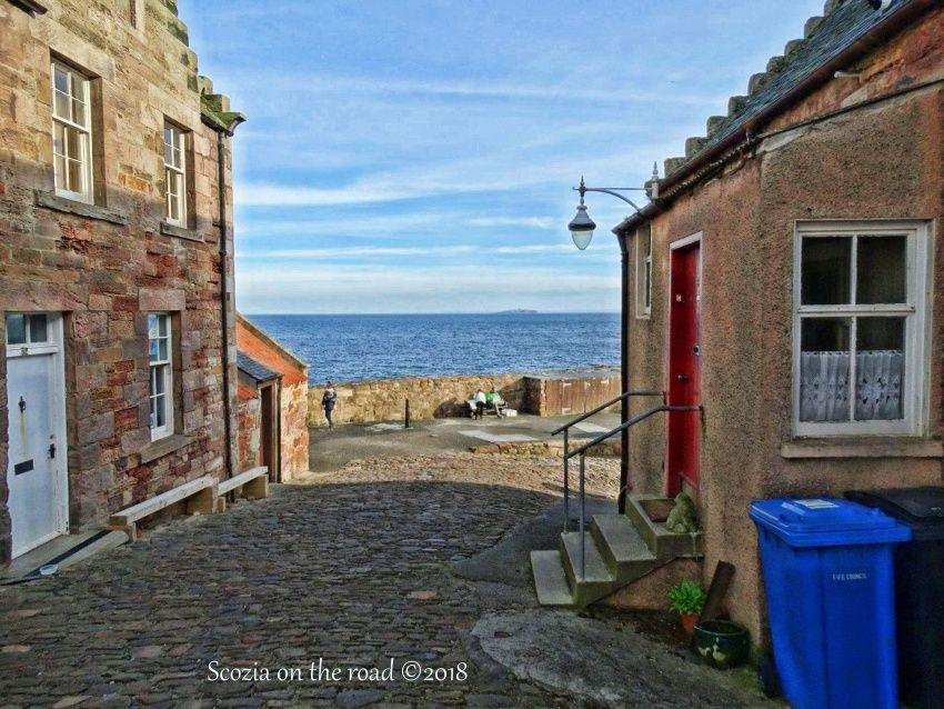 Crail - villaggi di pescatori scozia
