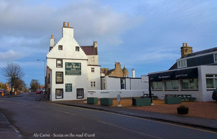 crail, the golf hotel