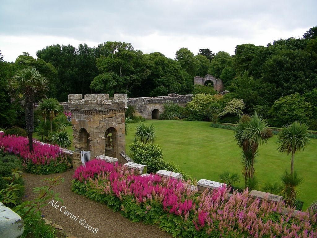 Culzean Castle, giardini