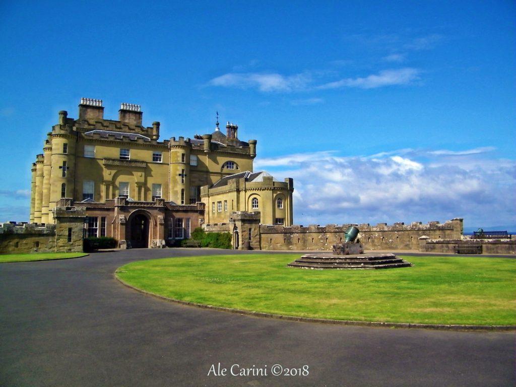Scozia Pass attrazioni turistiche - culzean castle scozia