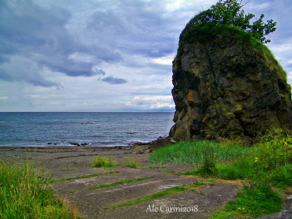 Culzean Castle, spiaggia