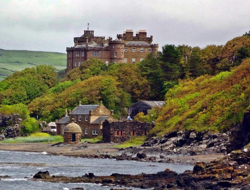 Culzean castle, viste