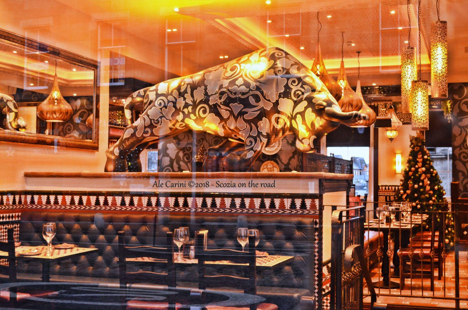 cafè andaluz, Mangiare ad Edimburgo: mini guida sui posti più particolari (2 Parte)