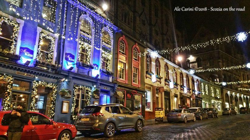 edimburgo - victoria street meison blue