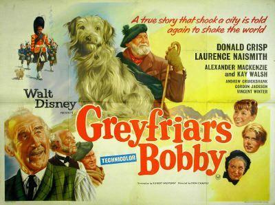 greyfriars bobby - la scozia nei film