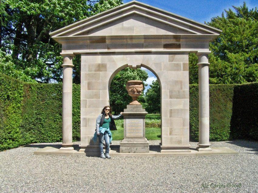 memoriale principessa Margaret - castello glamis