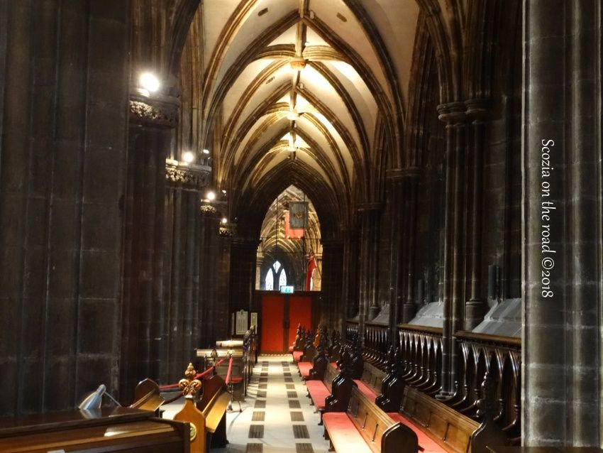 Glasgow, cattedrale