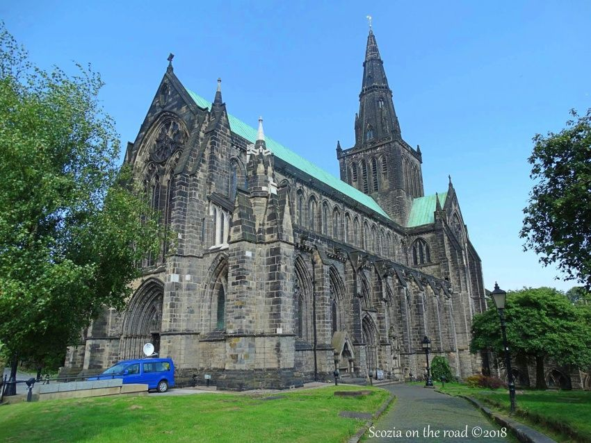glasgow chatedral