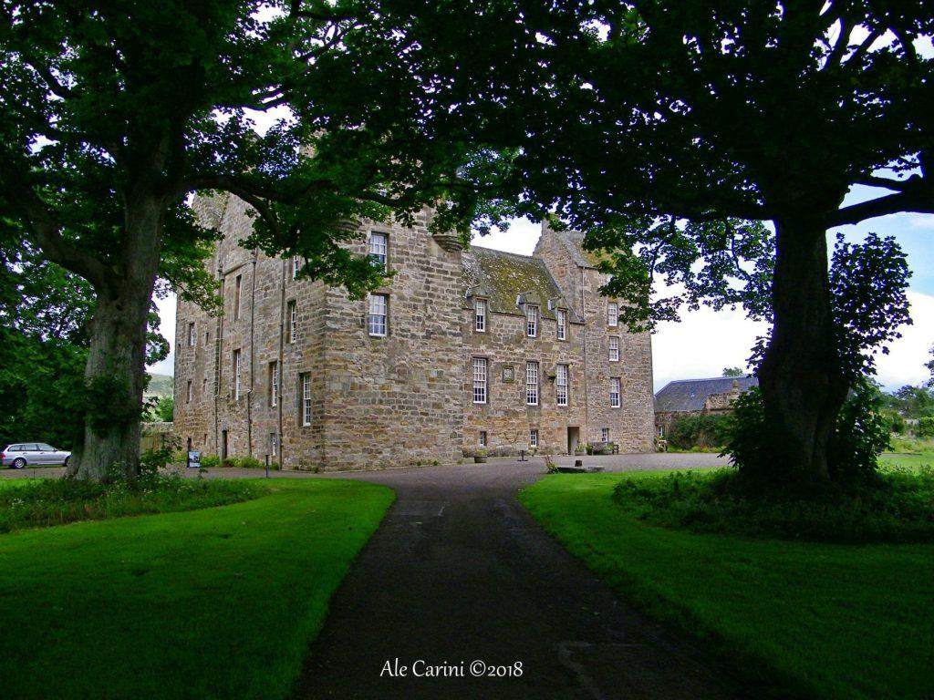 kellie castle, castelli infestati della scozia