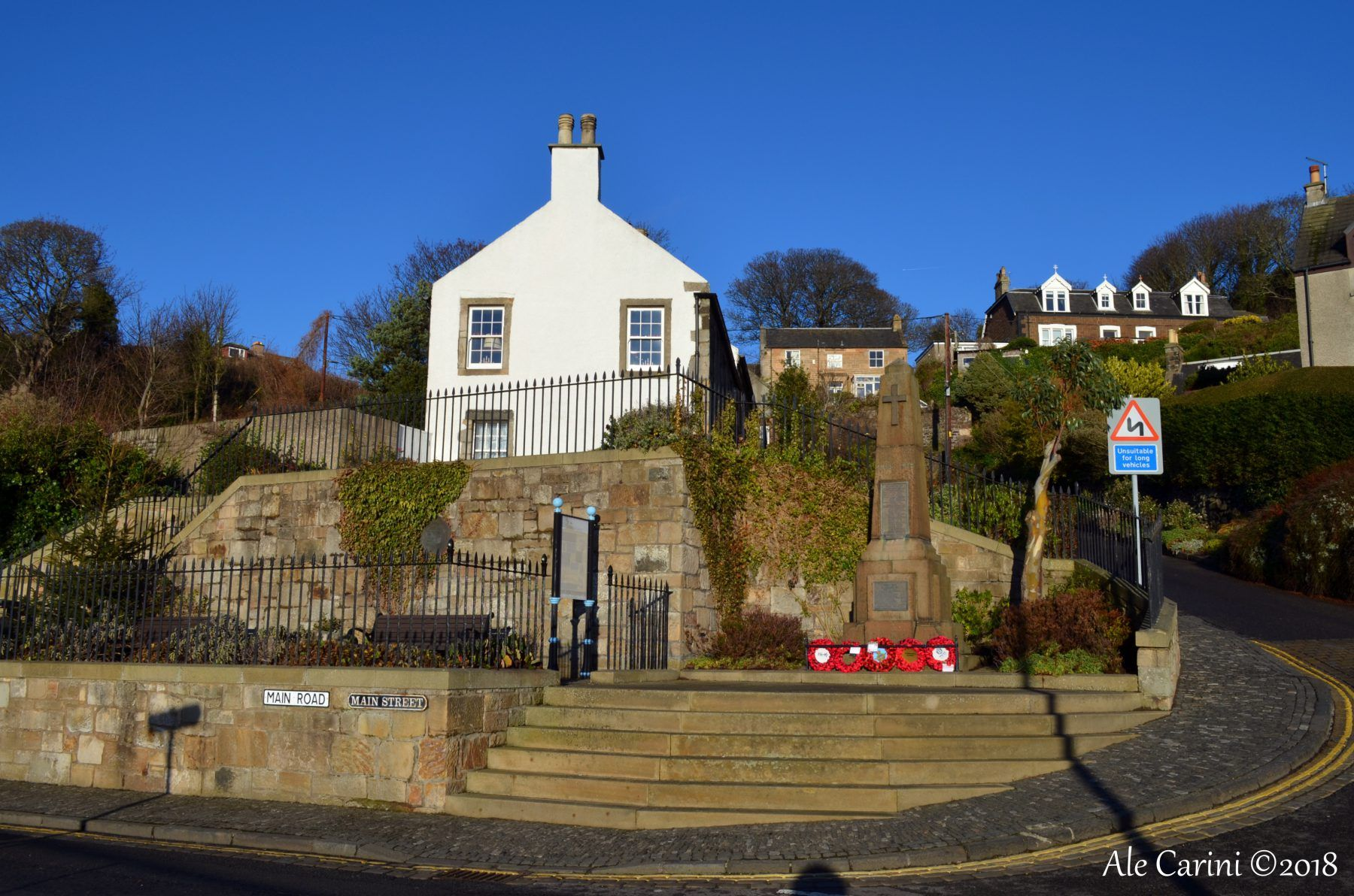 north queensferry, scozia