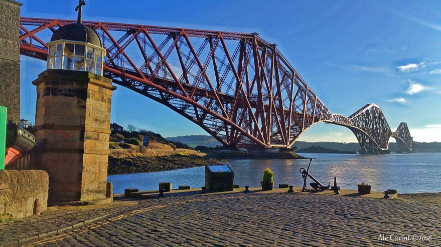 north queensferry, scozia, ponte