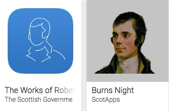 burns night app