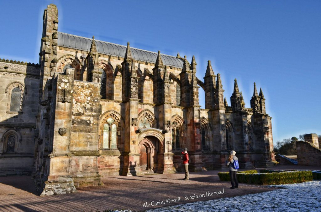 rosslyn chapel, cosa fare vicino edimburgo