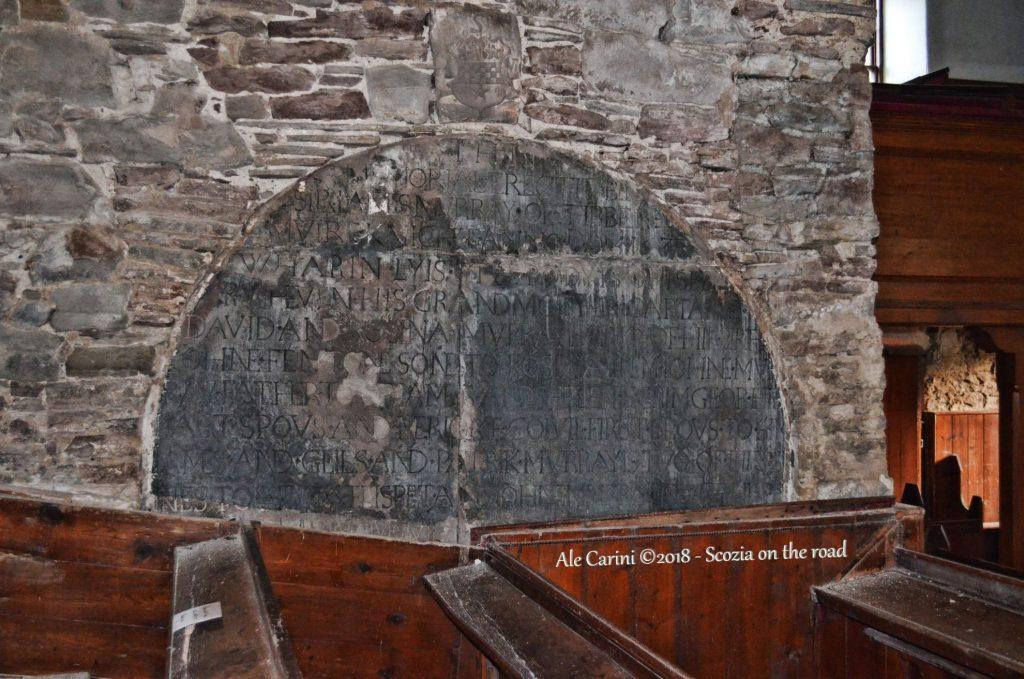 Tibbermore Church e Outlander