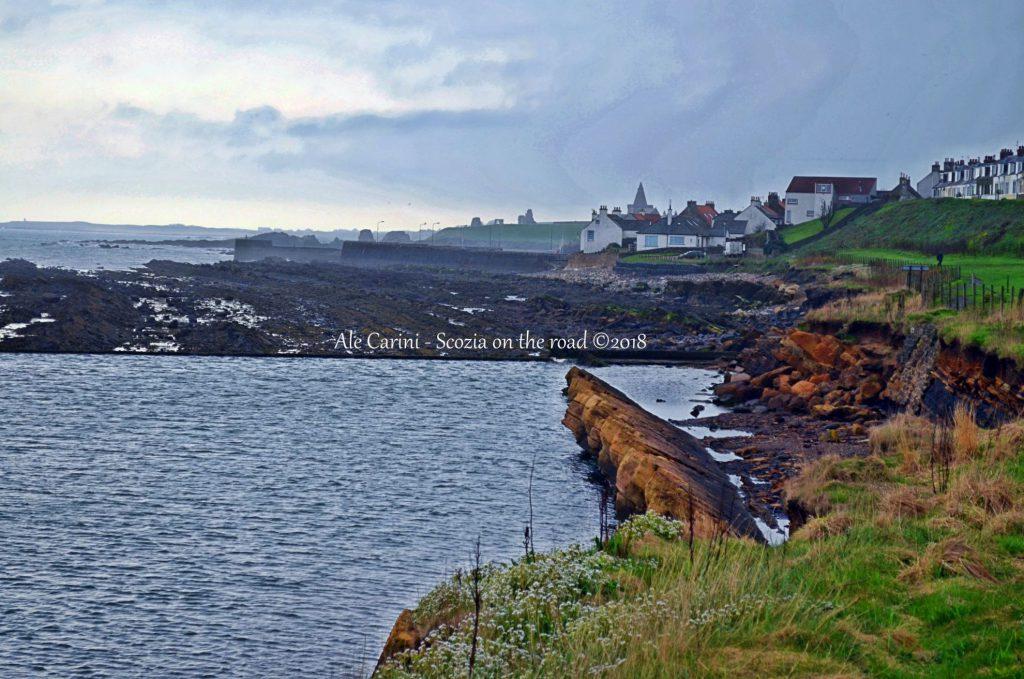 st monans, East Neuk of Fife ed i pittoreschi villaggi dei pescatori