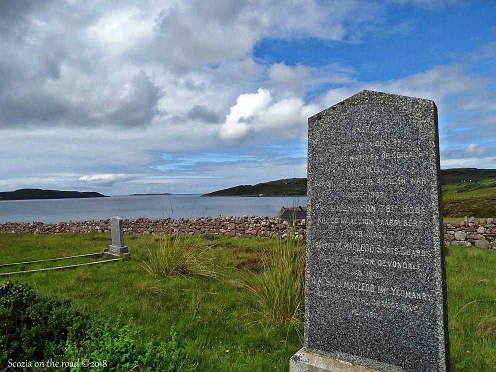 Achiltibuie  scozia - itinerario 15 giorni in scozia