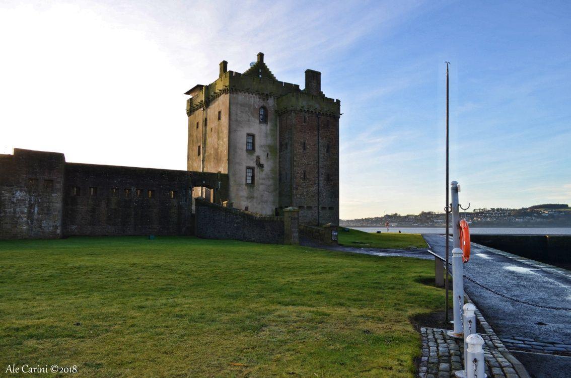 Broughty Castle ingresso