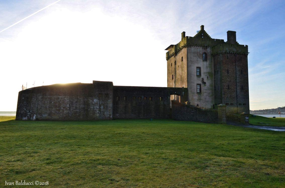 Broughty Castle ingresso2
