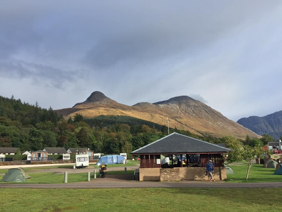 Scozia in camper