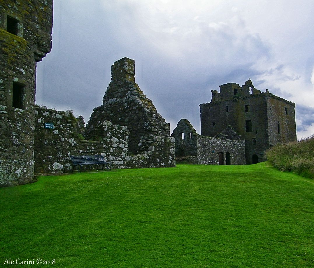 Dunnottar Castle - Aberdeenshire, Scozia: storia e panorami mozzafiato