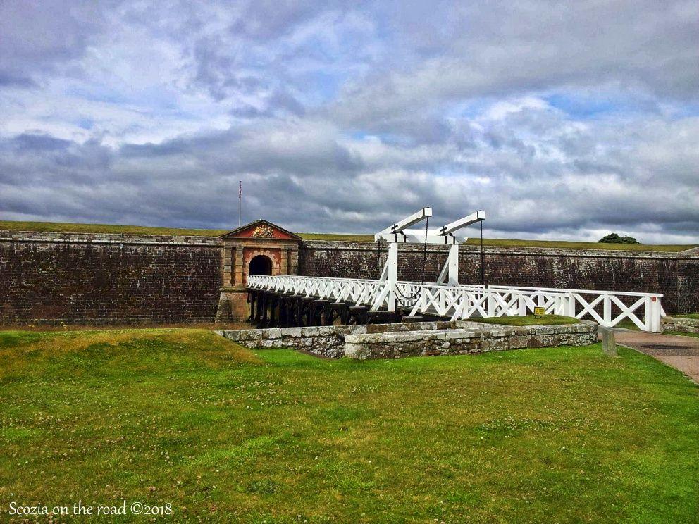 Inverness: esplorando la città e i dintorni - fort george