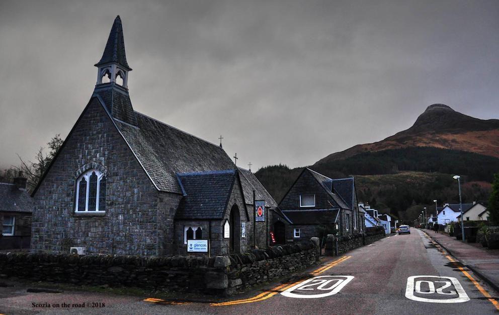 glencoe Scozia - 15 giorni tra le Highlands