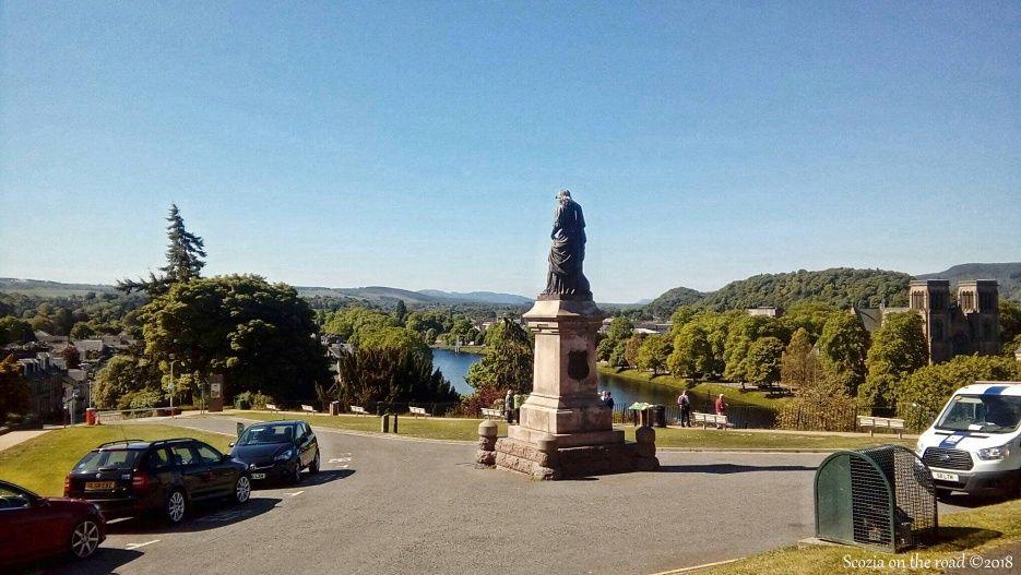 inverness: esplorando la città e dintorni