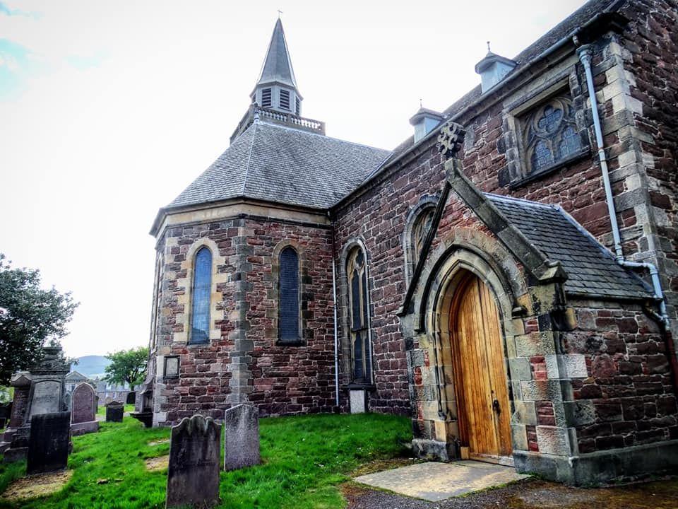 inverness, chiesa