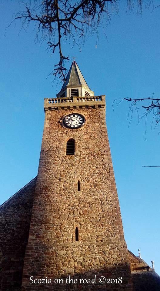 inverness, campanile