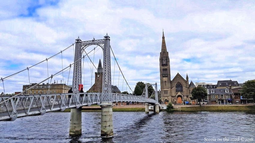 itinerario di 10 giorni in Scozia, Inverness
