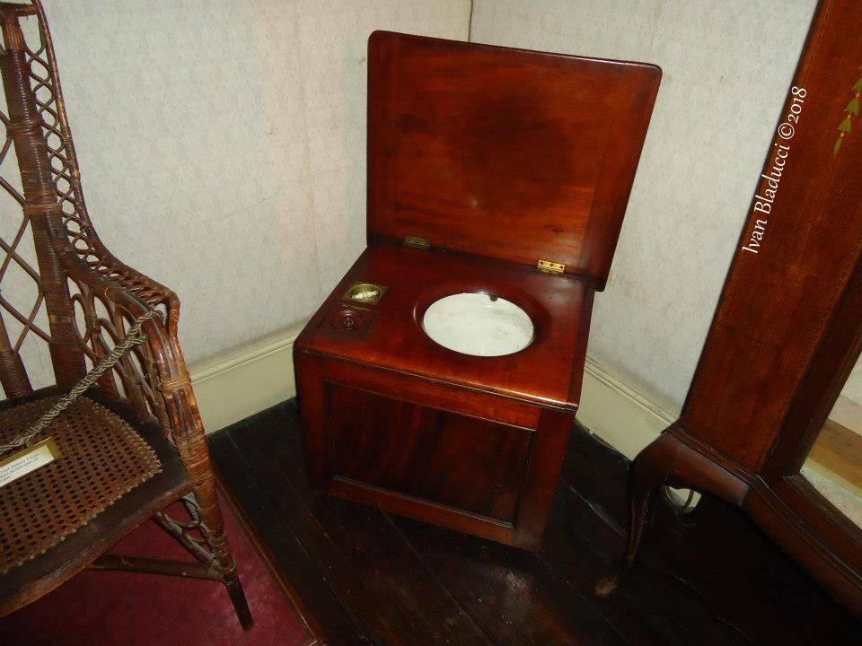 bagno, museo sherlock holmes londra