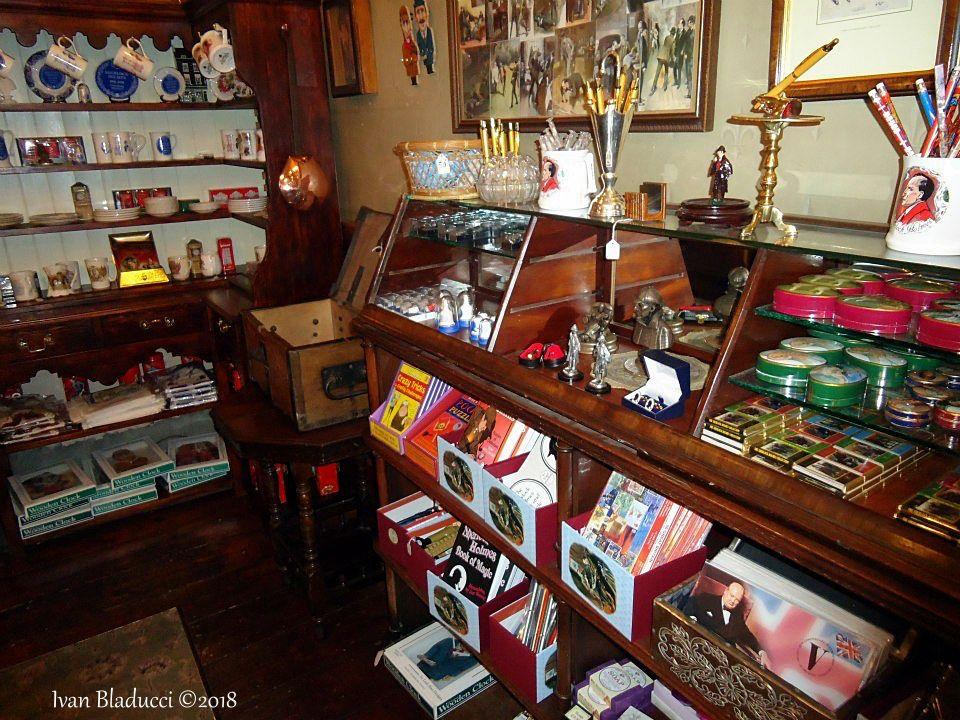 negozio del museo sherlock holmes