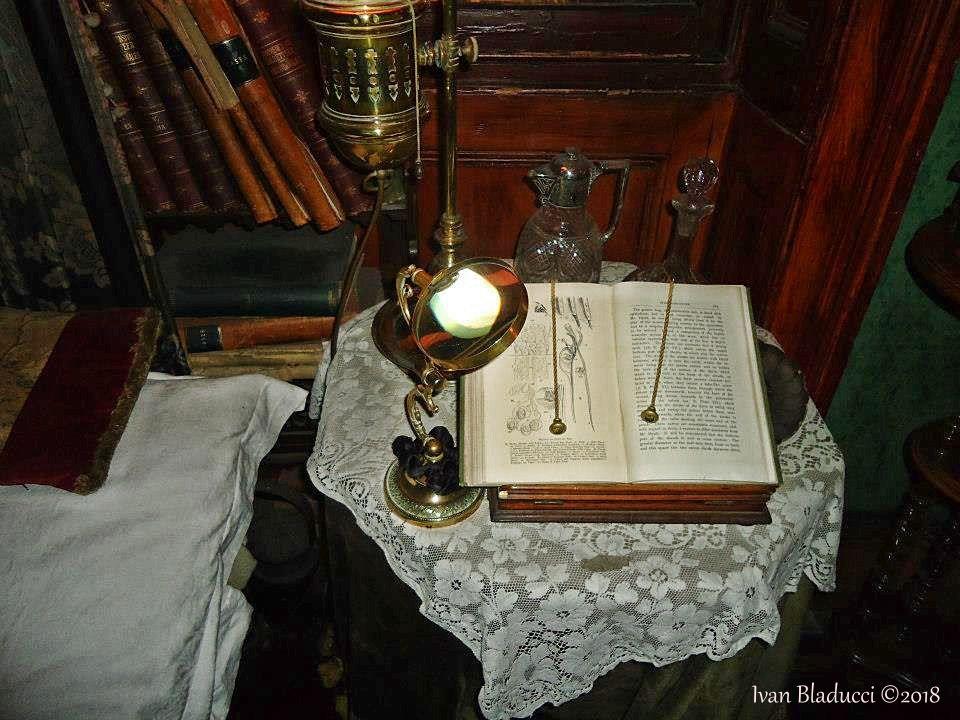 scrittoio, museo sherlock holmes