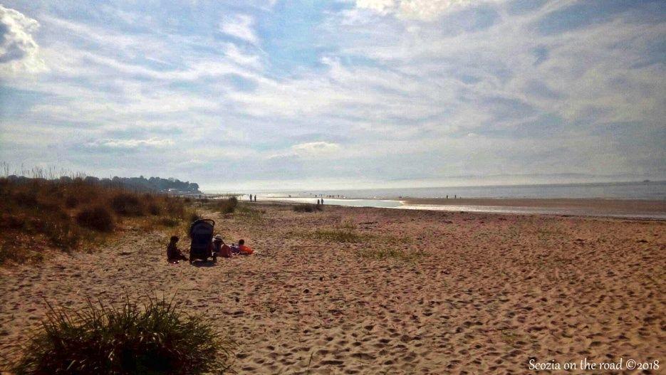 nairn, spiaggia