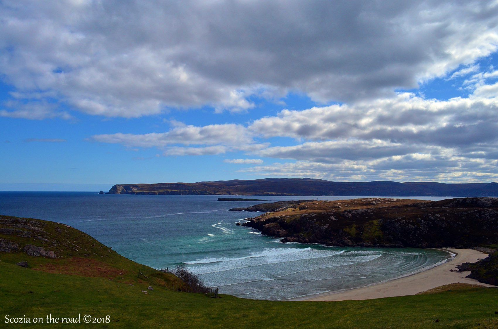 ceannabeinne beach Scozia - 15 giorni tra le Highlands