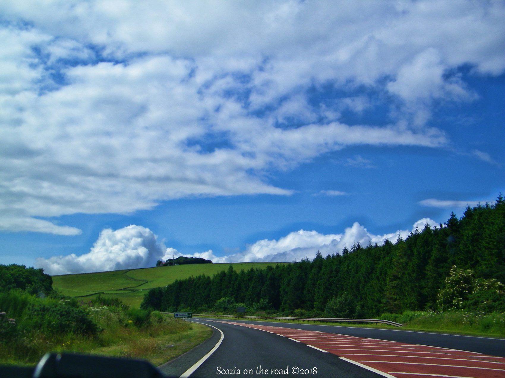 strada scozzese