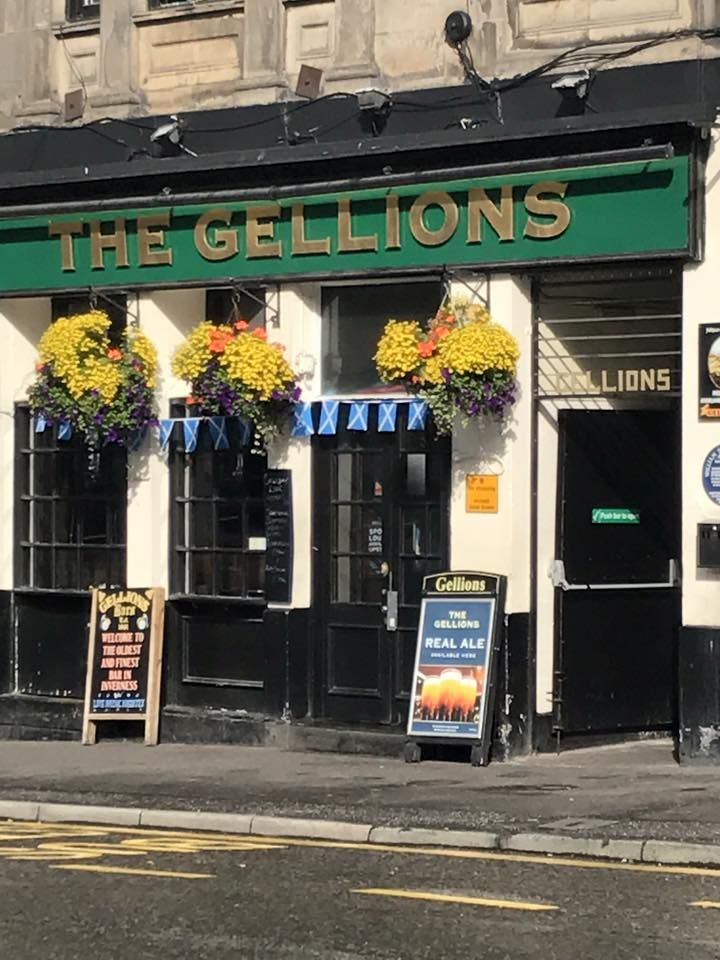 the gellions pub