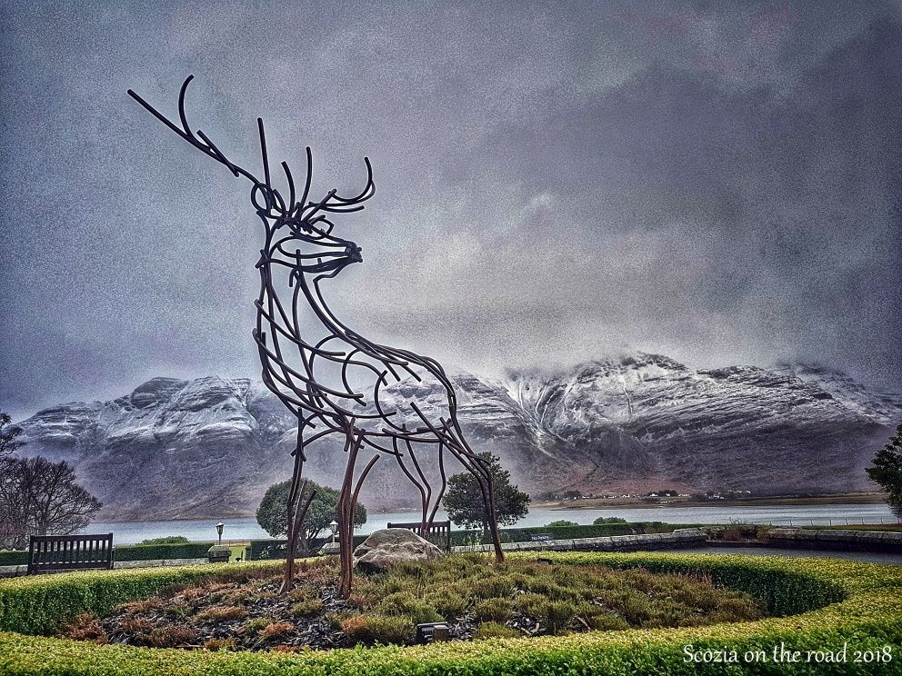 torridon hotel - itinerario scozia - highlands