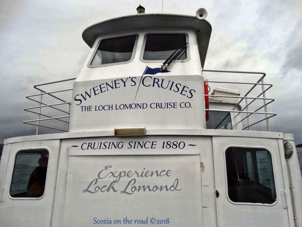 viaggiare con i traghetti in Scozia