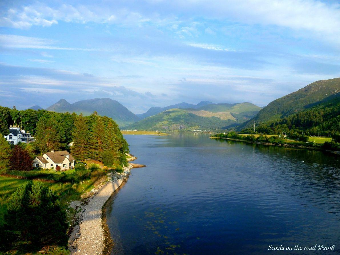 ballachulish Scozia - itinerario 15 giorni tra le Highlands