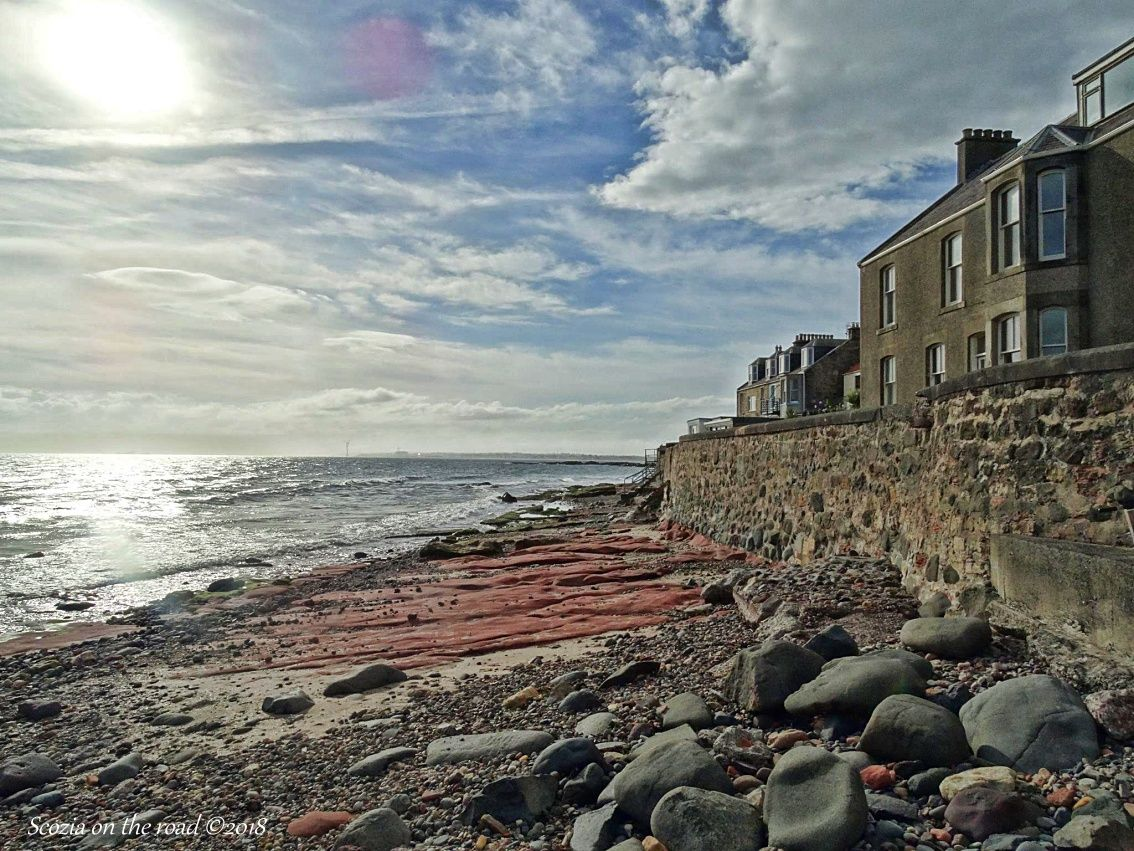 lower largo, scozia