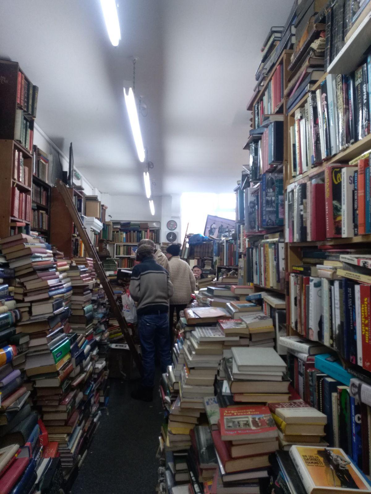 glasgow libreria