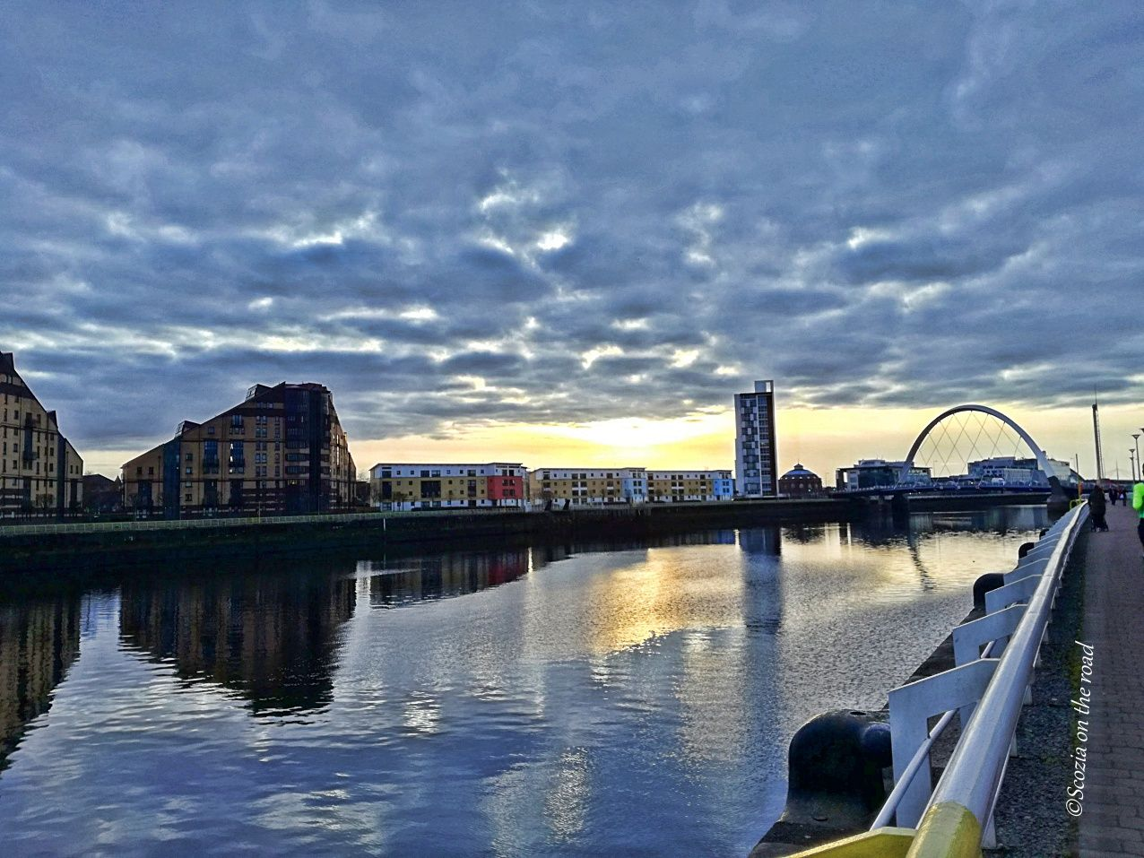 glasgow viste sul clyde