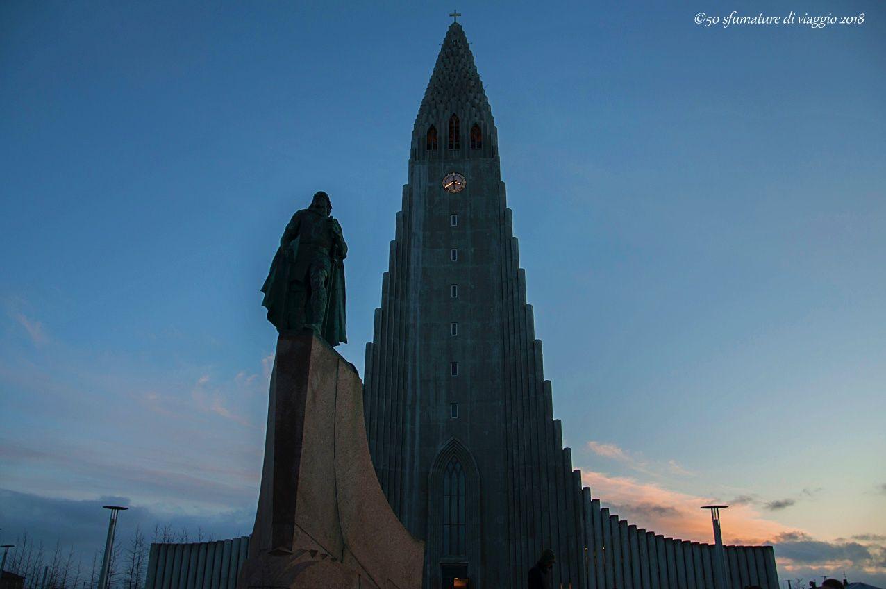 islanda, Hallgrímstorg, Reykjavík3